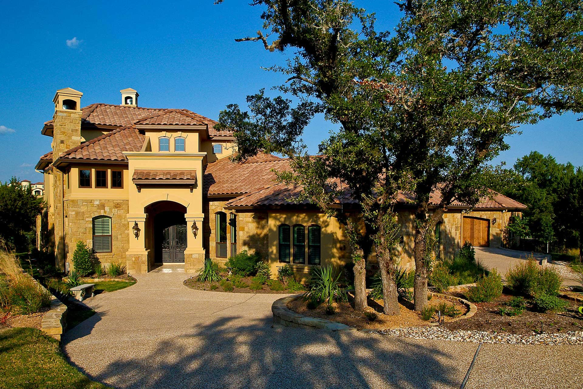 Texas Hill Country 5087 - Sterling Custom Villa Home